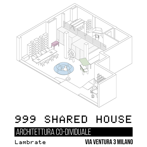 999 SHARED HOUSE