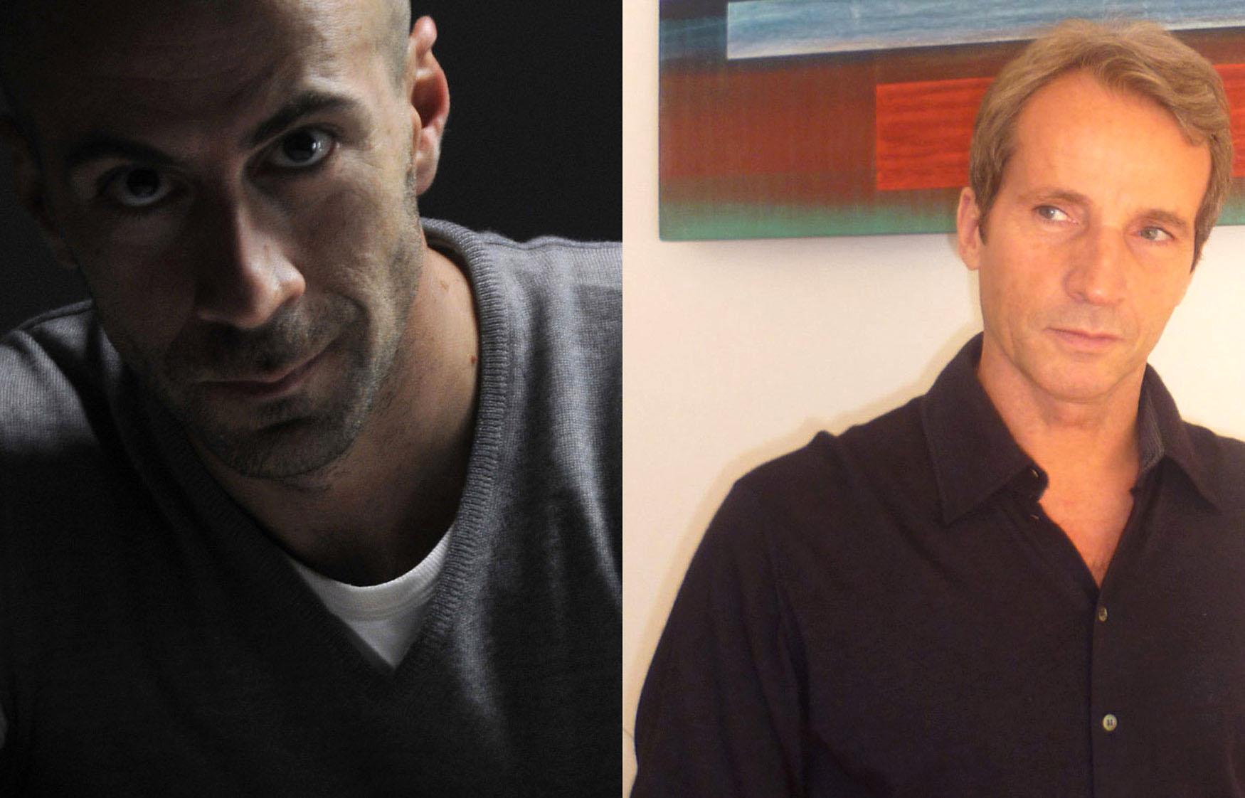 Valerio Cometti e Paolo Balzanelli